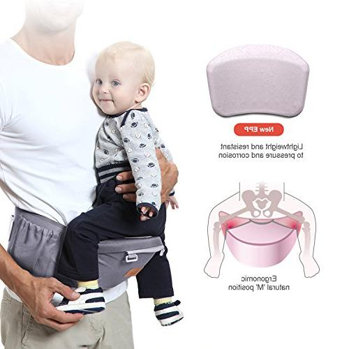 Bable Hip 6-in-1 Carrier, Carrier for - Baby Baby Carriers and Back