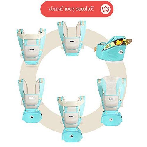 Baby All Carry Seat 360 Ergonomic Seats
