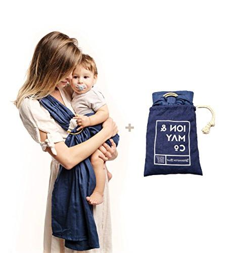 x May | Collection Lightweight Infant Carrier Gift | Nursing Cuddle | Pouch Diaper | Washington