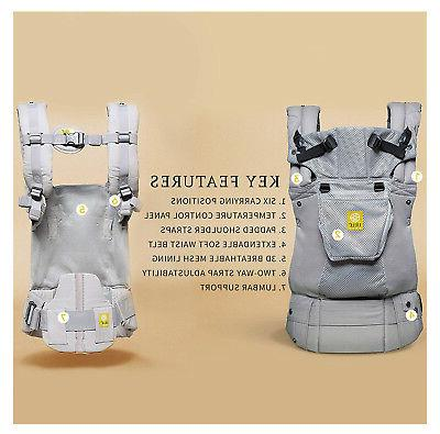 Lillebaby Six Positions AIRFLOW Baby
