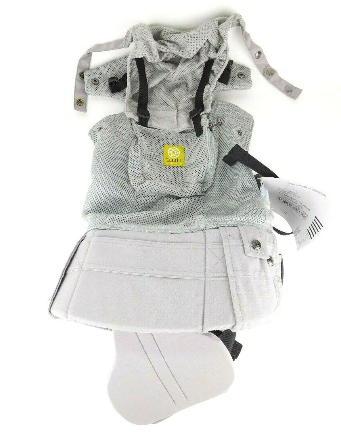 LILLEBABY Complete Breathable 3D Newborn-Toddler Baby Carrier