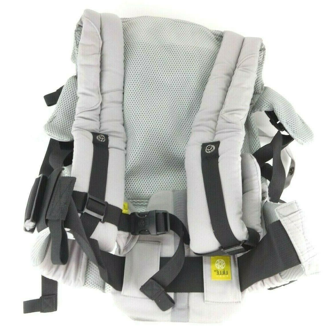 LILLEBABY Airflow 3D Mesh Newborn-Toddler Carrier