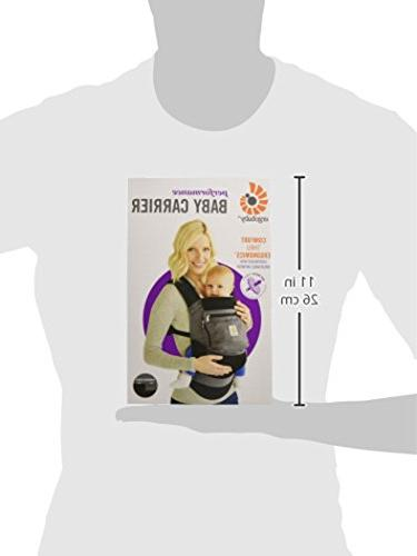 Ergobaby 3 Carrier Charcoal