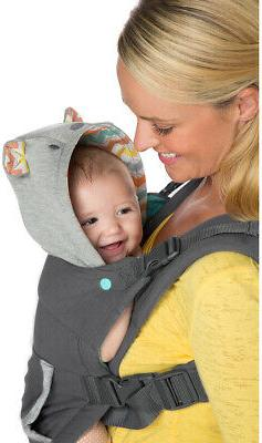 Infantino Hoodie 2 Carrying Positions