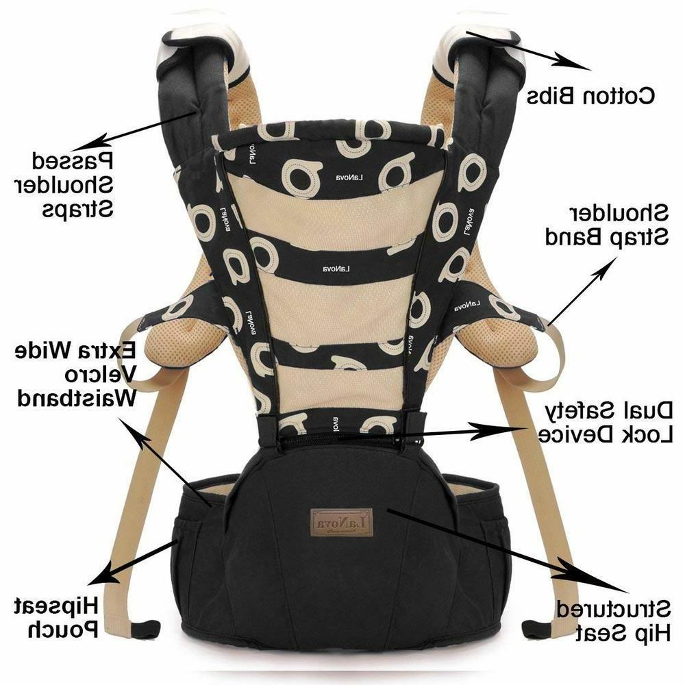 Ergonomic with Seat Front and Back and