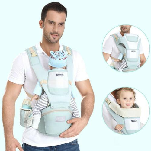 Baby Carrier, Baby Carrier Hip for 0-36