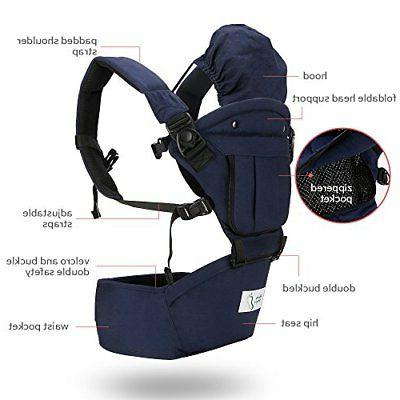 BabySteps Ergonomic Baby with Seat All