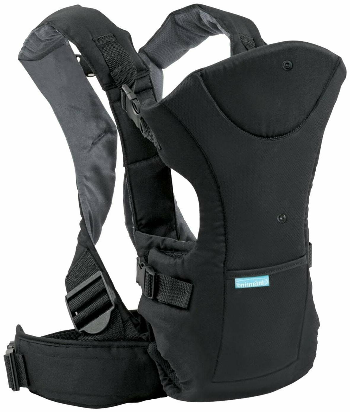 Infantino Flip Advanced 4-in-1 Convertible Carrier Newborn B