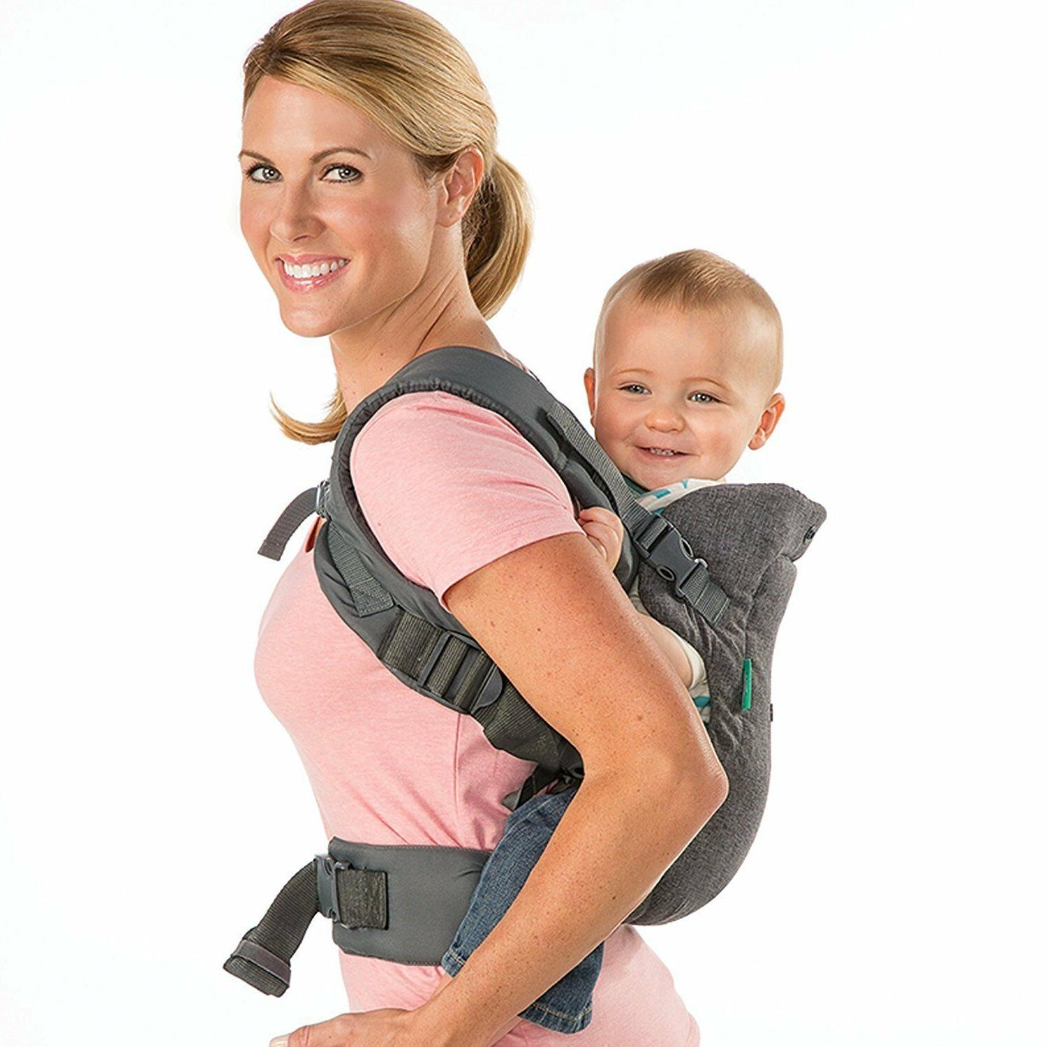 Infantino Flip Convertible Carrier, Light