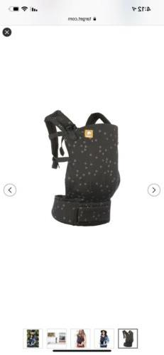 Tula Free To Grow Carrier in Discover Black - Outdoor Travel