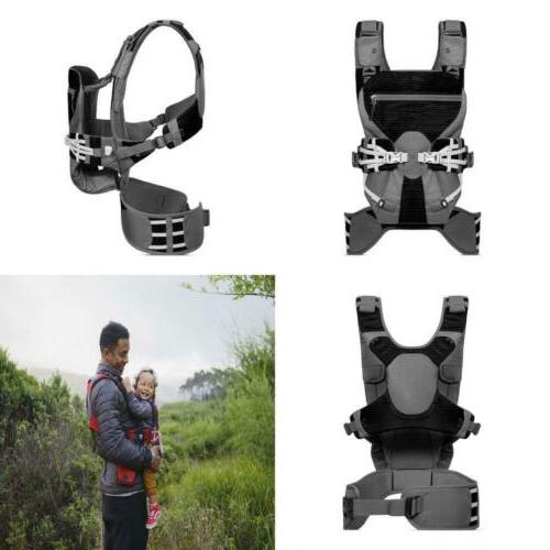 Front Back Baby Carrier System for Men Travel Gear Adventure