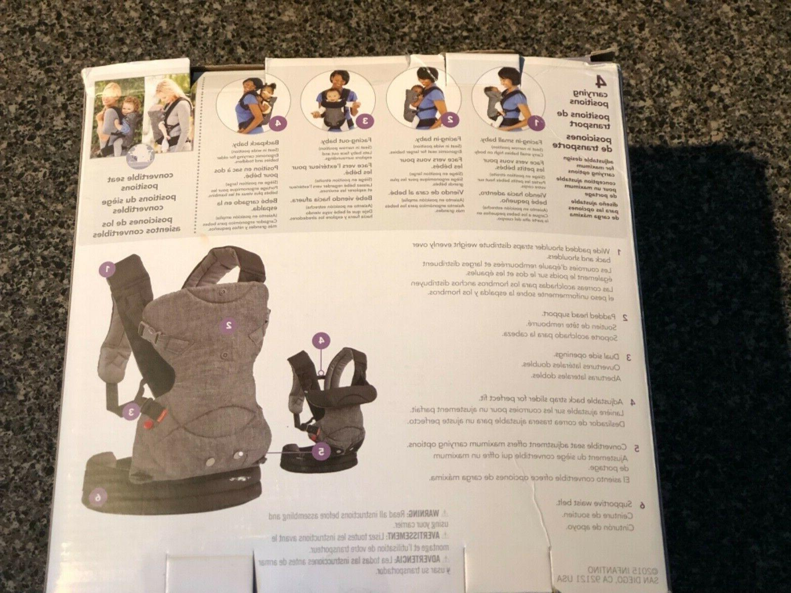 Infantino Position Baby Carrier, for Babies &