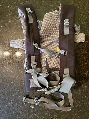 Beco Baby Carrier Cool Mesh Black All 35lb