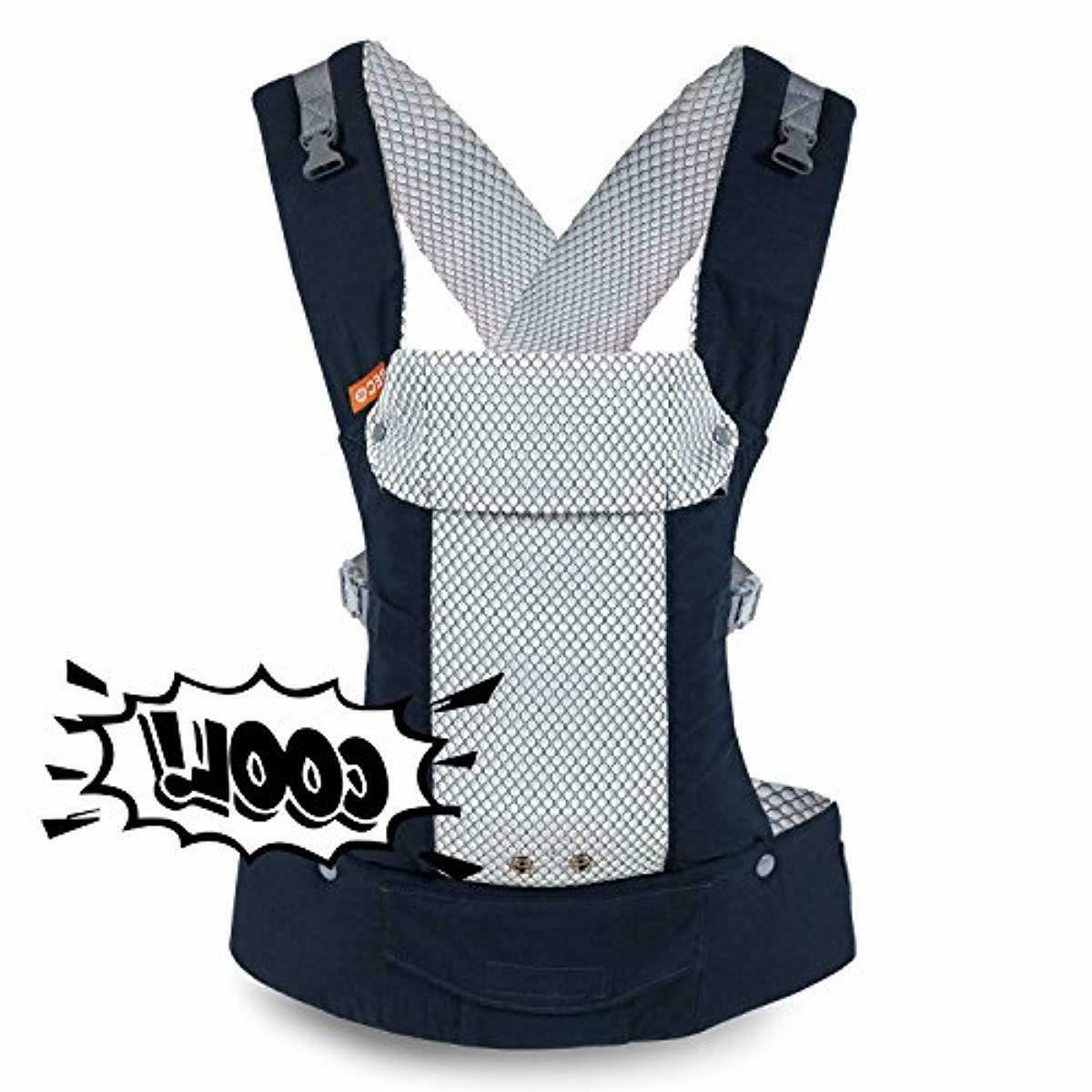 gemini performance baby carrier by cool navy