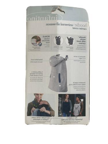 HOODIE Universal Carrier Gray Sweatshirt Material