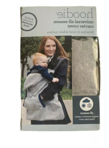 hoodie universal all season baby carrier cover