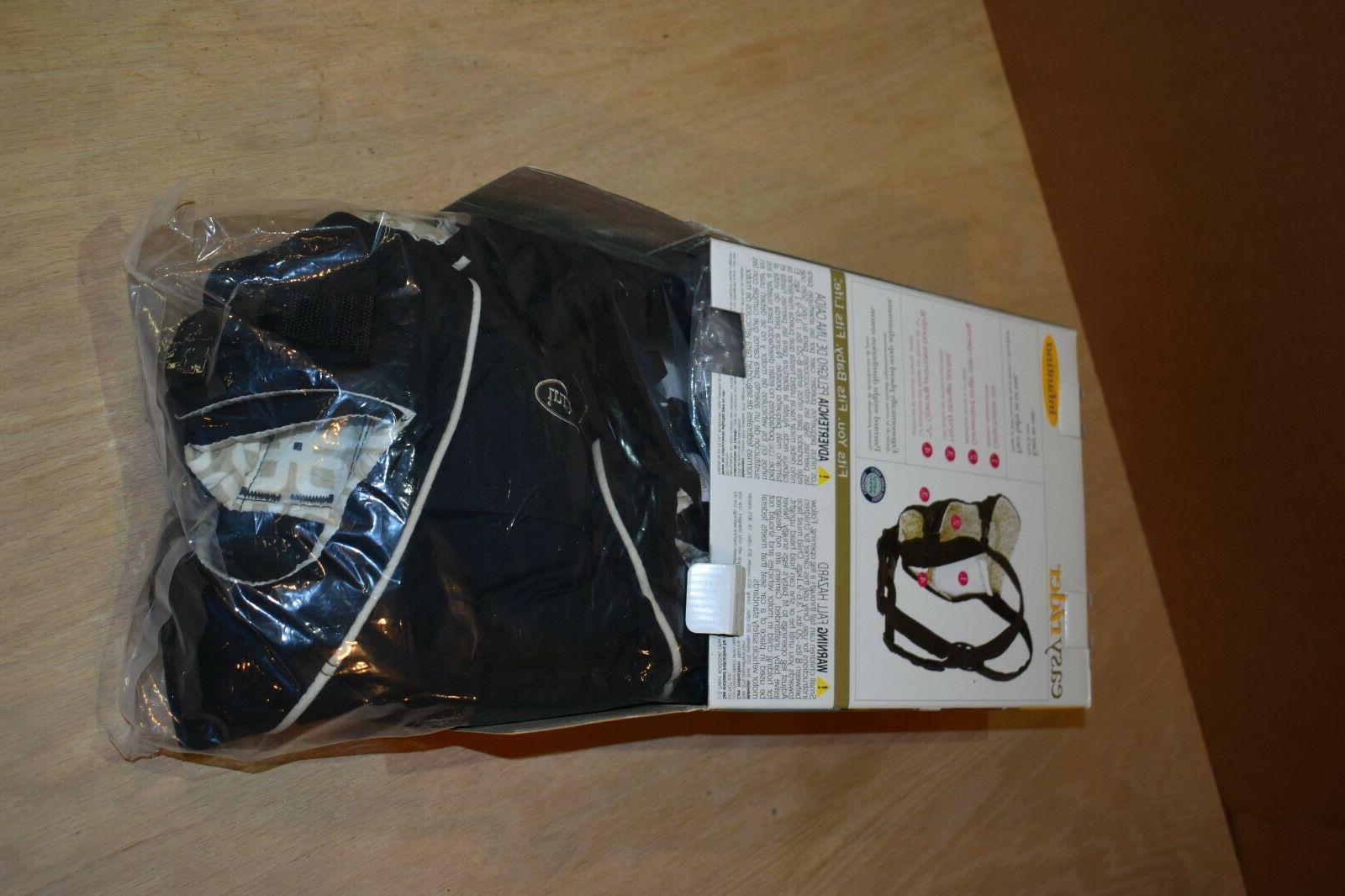 Infantino easy rider infant carrier black New In Box