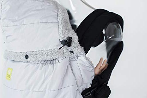 LÍLLÉbaby Warming with Soft Fleece Lining for Babywearing,