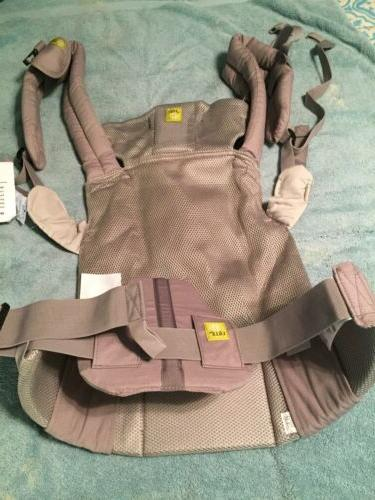 LILLEbaby All Season SIX-Position Ergonomic Carrier