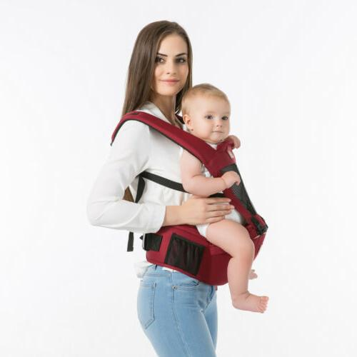 New Baby Carrier Infant Kid Baby Hipseat Front Kangaroo Baby Carrier