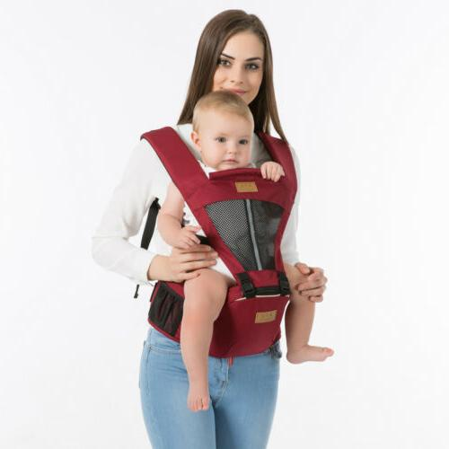 New Baby Carrier Infant Kid Front Kangaroo Baby Wrap Carrier