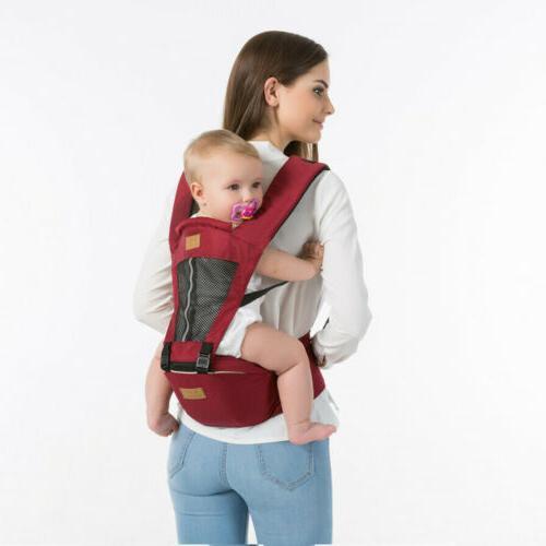 New Baby Kid Sling Front Kangaroo Carrier