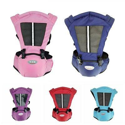 Newborn Toddler Waist Seat Wrap Belt Backpack Sling