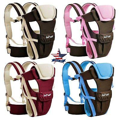 newborn baby carrier sling wrap backpack front
