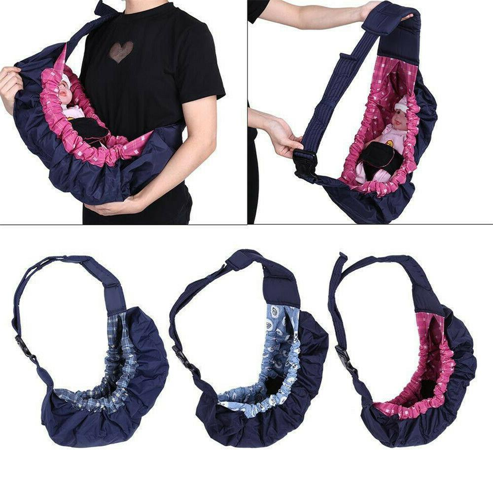 newborn baby sling carrier ring wrap adjustable