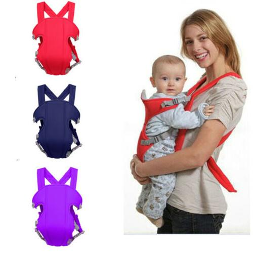 Newborn Infant Baby Backpack Wrap Straps