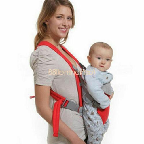 Newborn Infant Baby Carrier Sling Backpack