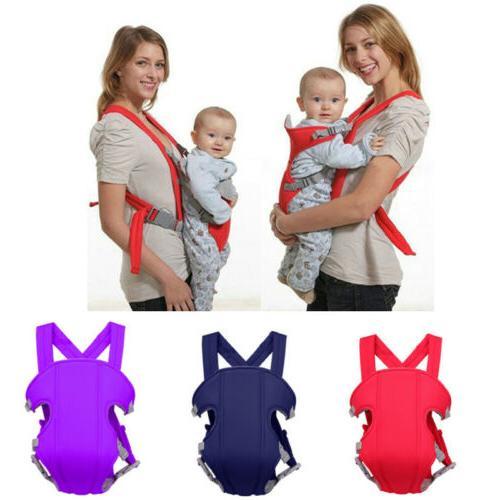 newborn infant adjustable comfort baby carrier sling