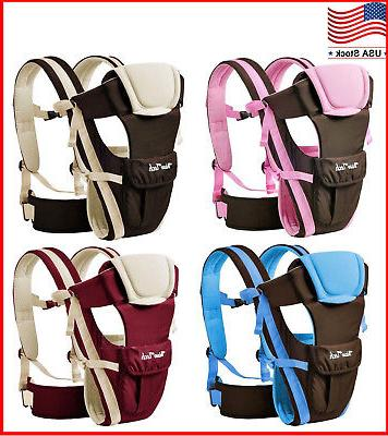 newborn infant adjustable comfort baby carrier sling
