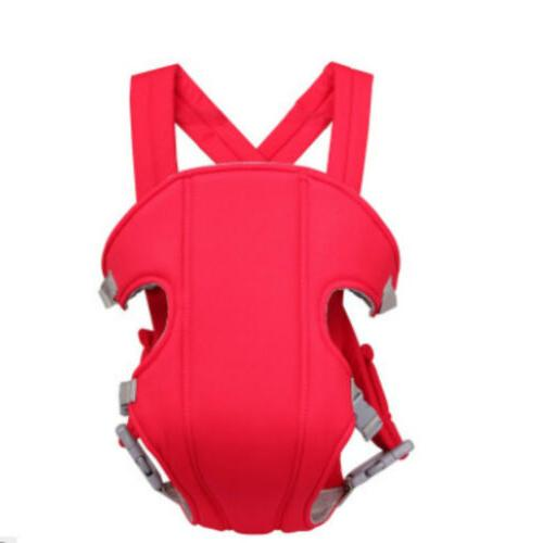 Infant Baby Front Breathable Ergonomic Sling Backpack US
