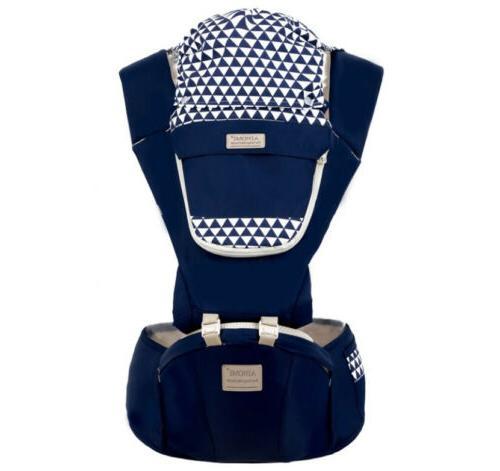 Newborn Infant Baby Breathable Ergonomic Wrap Sling Backpack