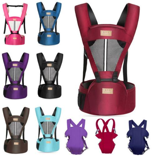 Removable Baby Carrier With Hip Seat  Multifunctional Waist