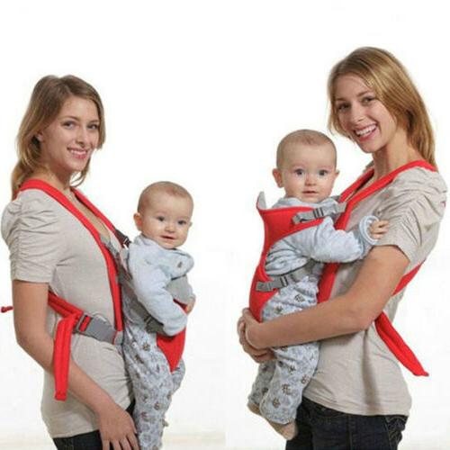 Newborn Baby Carrier Breathable Ergonomic Adjustable Sling