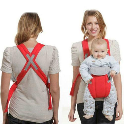 Newborn Infant Baby Breathable Ergonomic Wrap