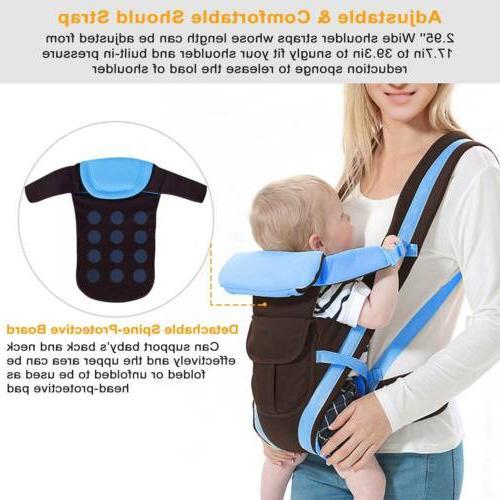 Newborn Wrap Ergonomic 4 Position
