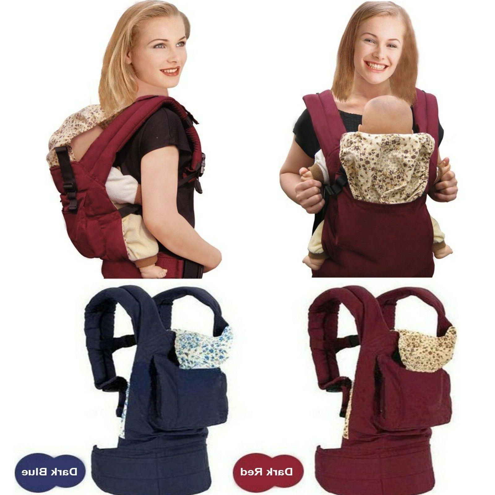 newborn infant baby carrier comfort breathable backpack