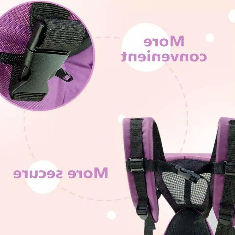 Newborn Toddler Baby Breathable Ergonomic Adjustable Wrap Sling