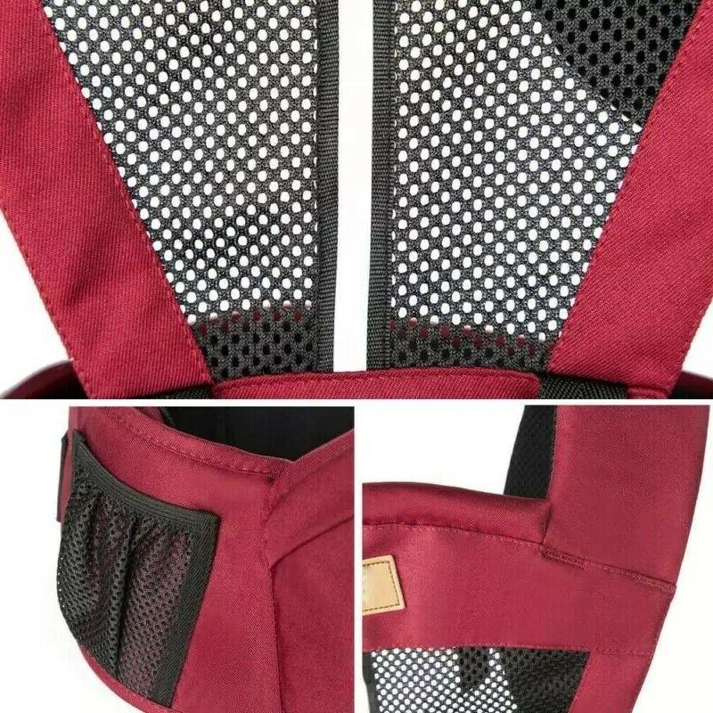 Newborn Toddler Breathable Sling Backpack