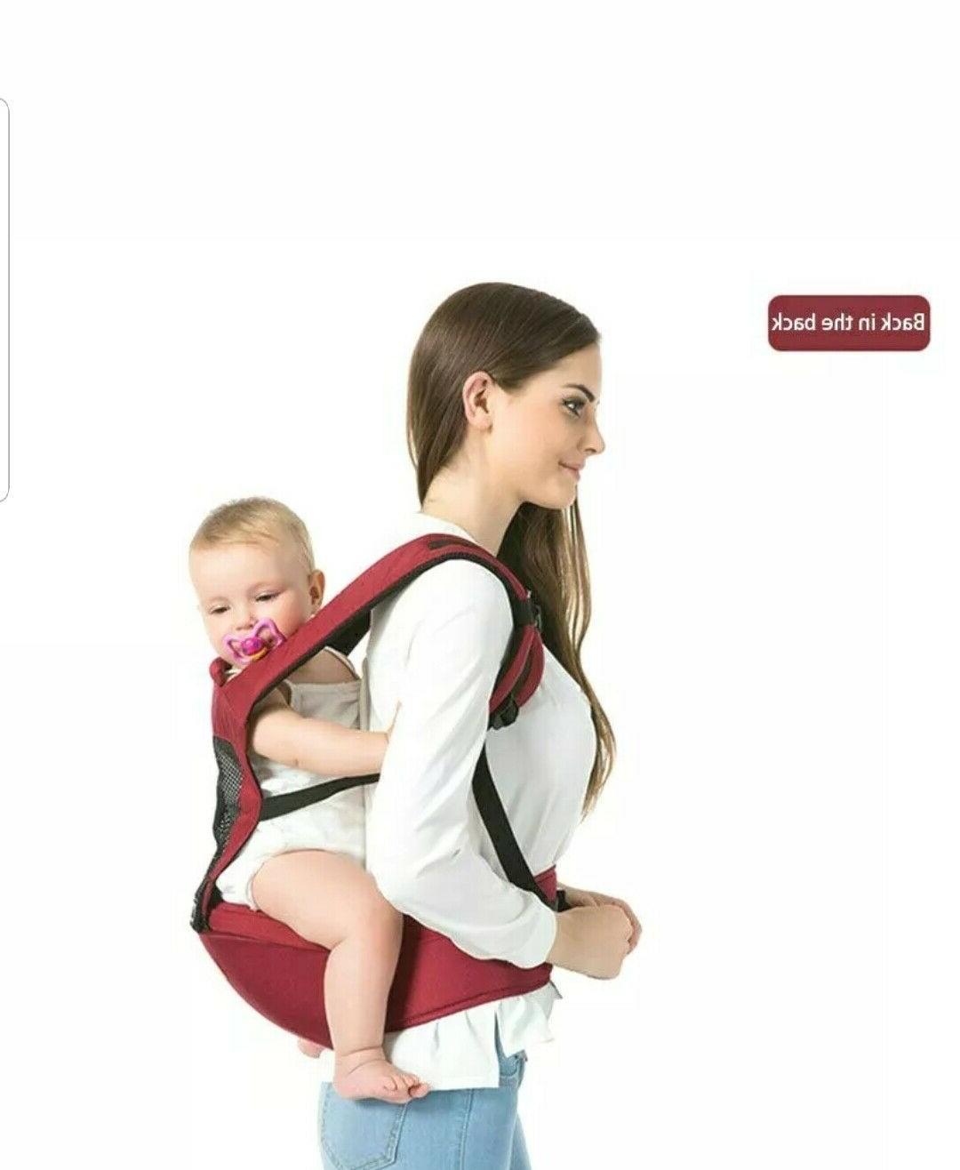 Newborn Toddler Baby Breathable Adjustable Sling