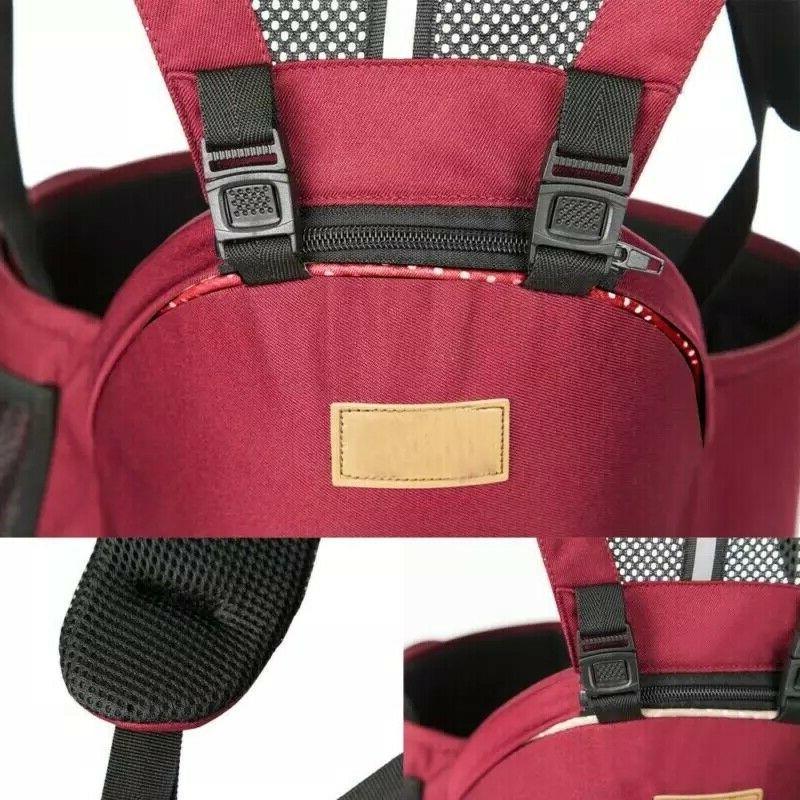 Newborn Toddler Breathable Ergonomic Adjustable Wrap Sling