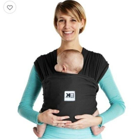 nwot baby k tan breeze baby carrier