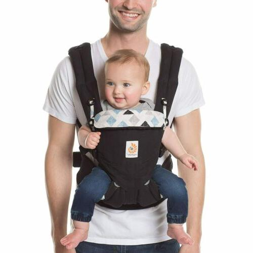 Ergobaby Carry Charcoal Carrier **Open Box**
