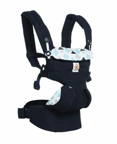 Ergobaby Omni 360 Carry Carrier **Open
