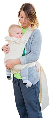 Suse's Kinder One and Only Mei Tai Baby Carrier, Newborn to