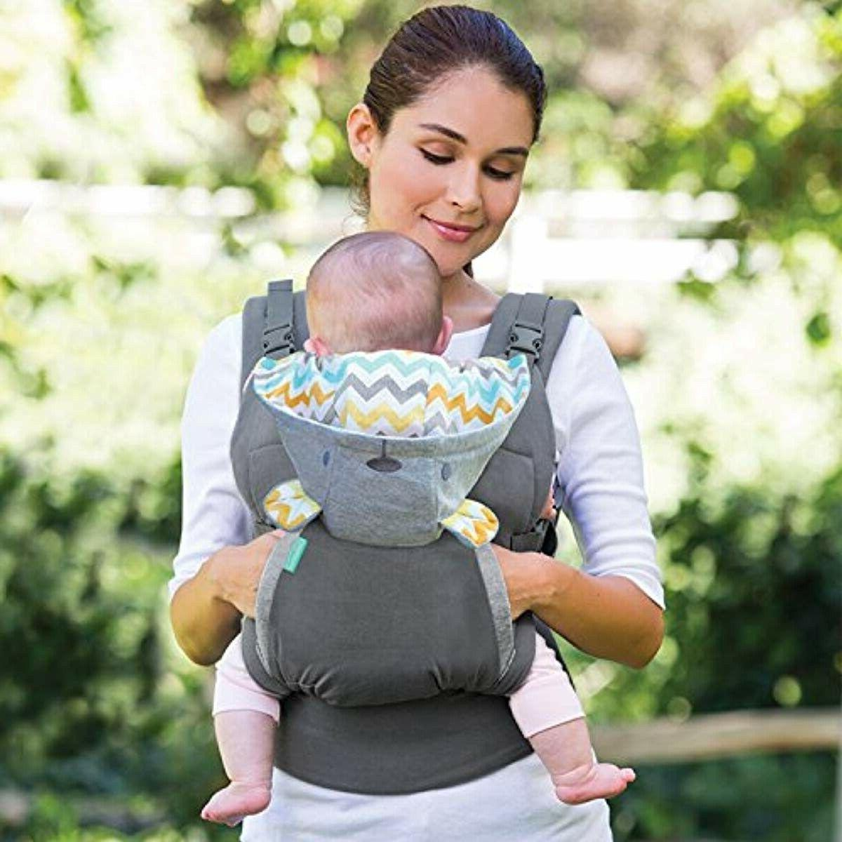 original cuddle up ergonomic hoodie carrier genuine
