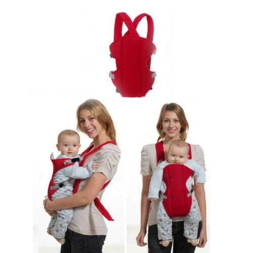 Red Baby Carrier Months 2-30 for